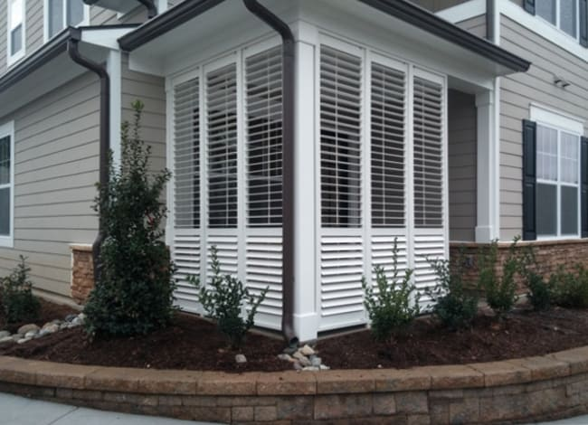 Poly-Reinforced Shutters