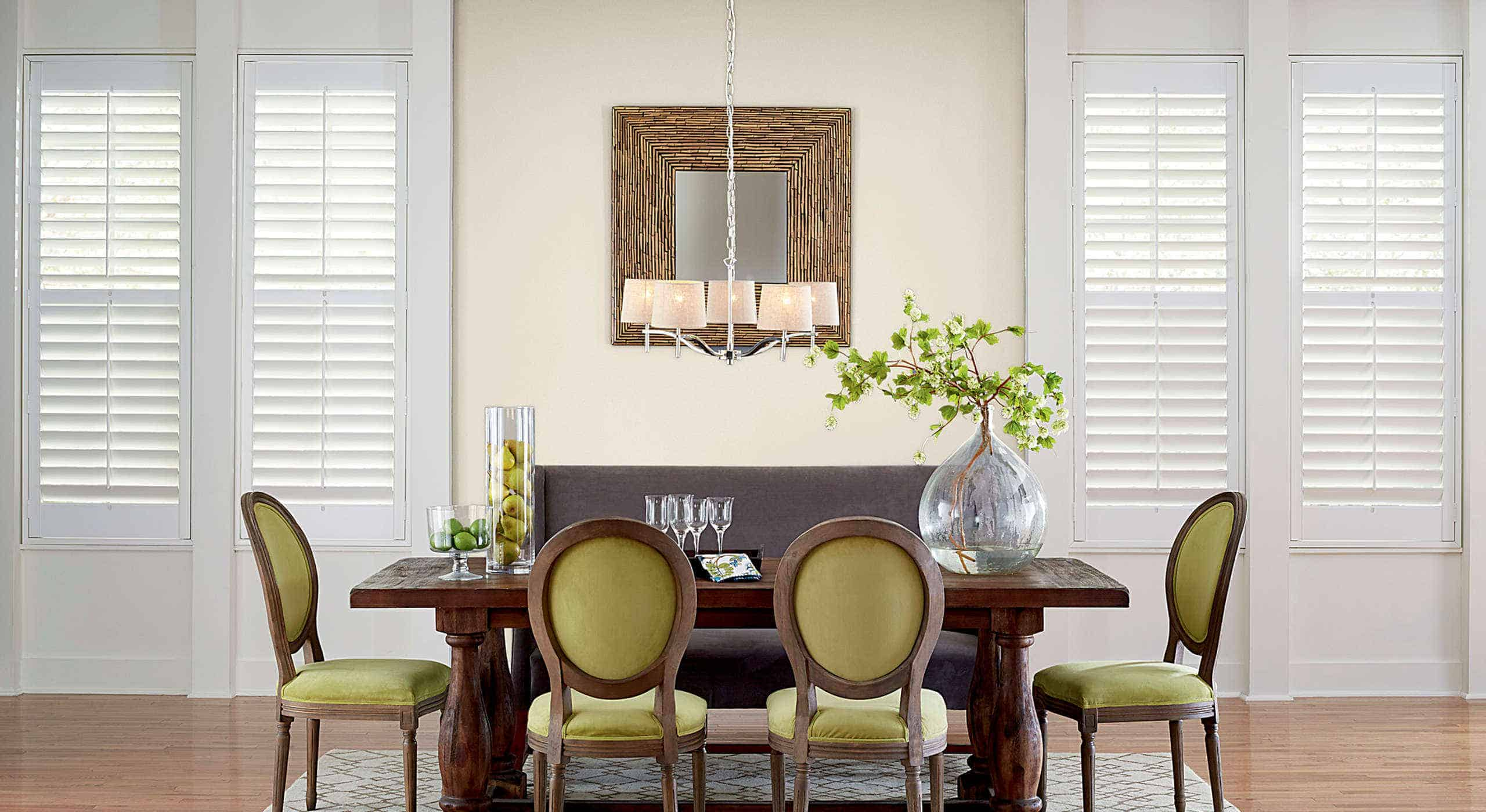 All-Phase Blinds and Shutters - Second Example